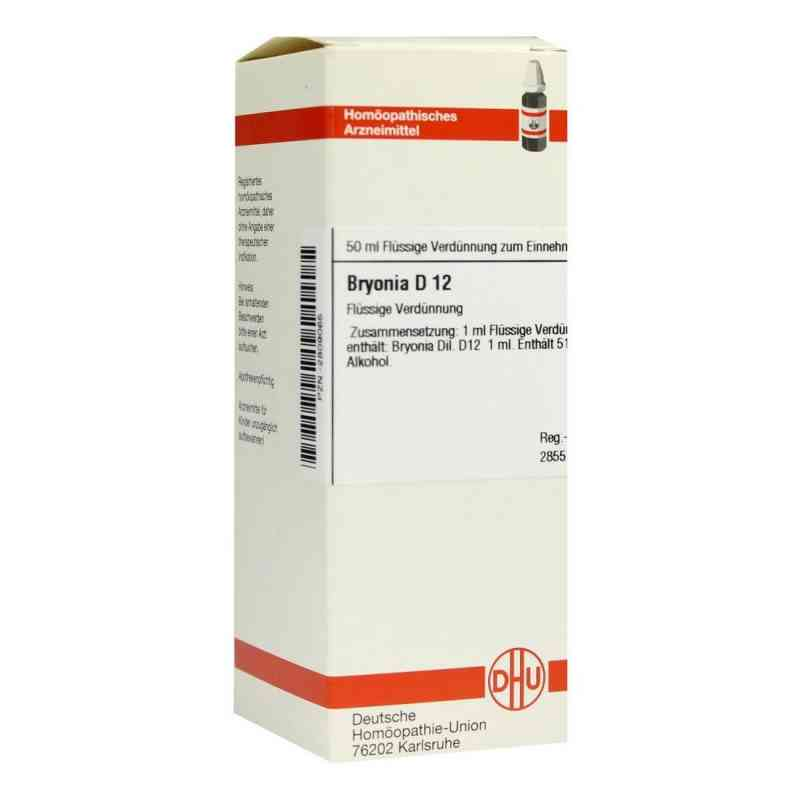 Bryonia D12 Dilution  bei juvalis.de bestellen
