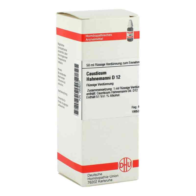Causticum Hahnemanni D12 Dilution  bei juvalis.de bestellen