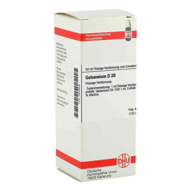 Gelsemium D30 Dilution  bei juvalis.de bestellen