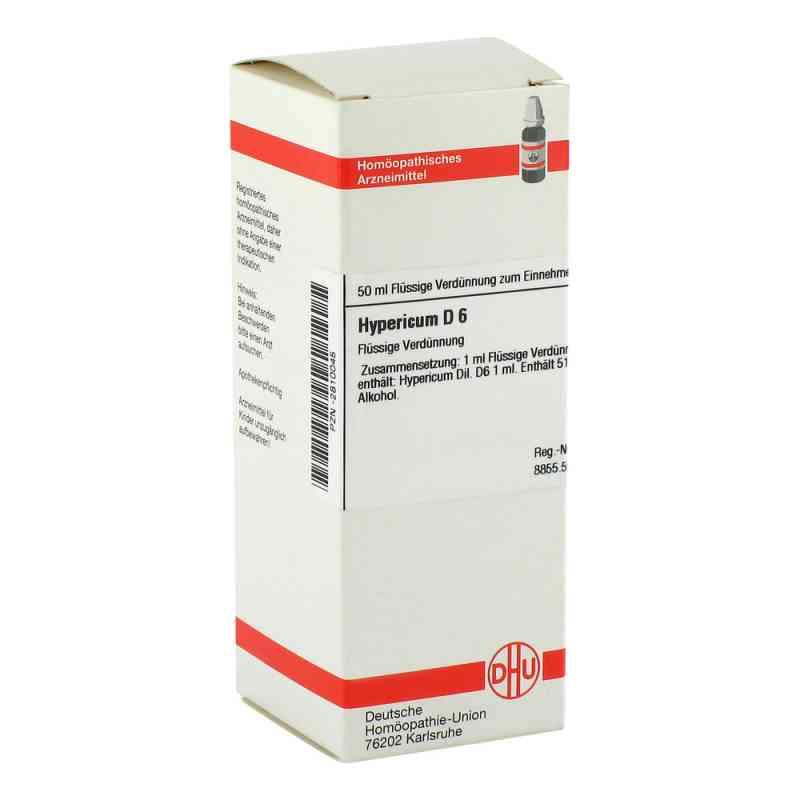 Hypericum D6 Dilution  bei juvalis.de bestellen