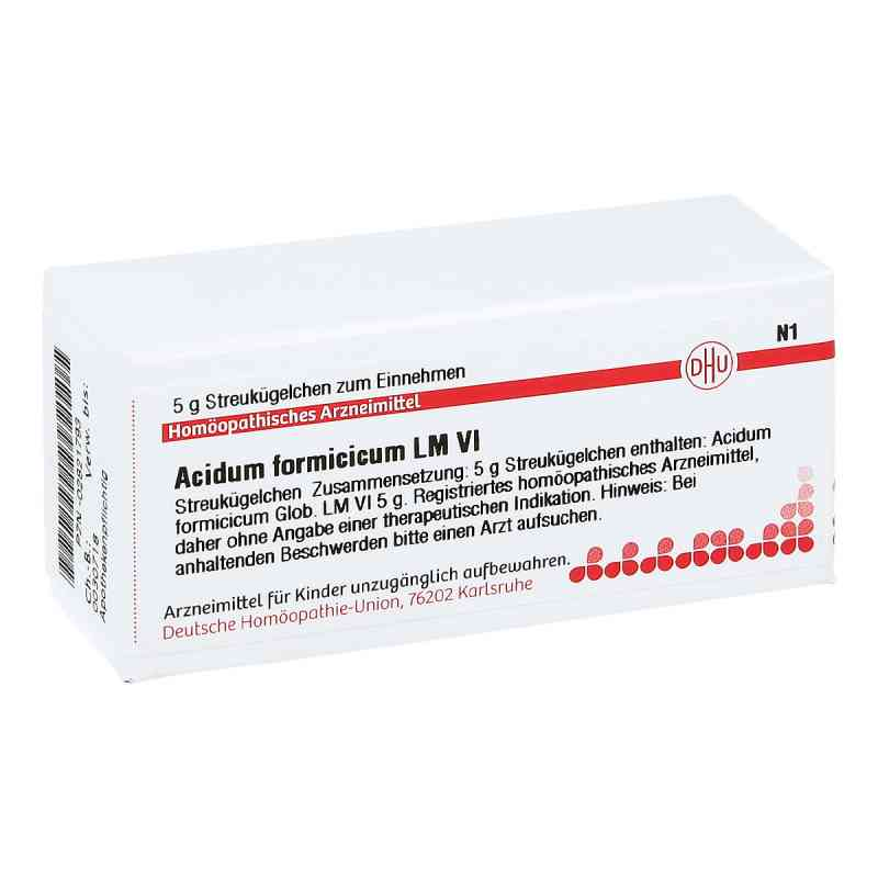 Lm Acidum Formicicum Vi Globuli  bei juvalis.de bestellen