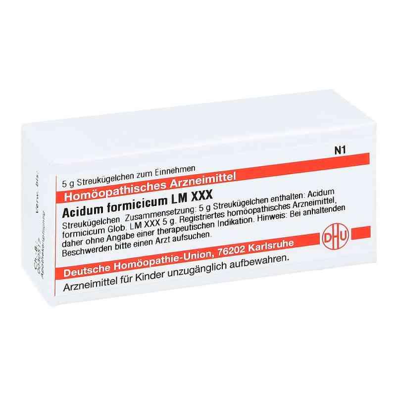 Lm Acidum Formicicum Xxx Globuli  bei juvalis.de bestellen
