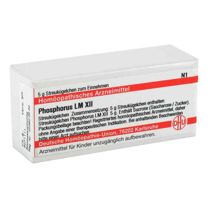 Lm Phosphorus Xii Globuli  bei juvalis.de bestellen