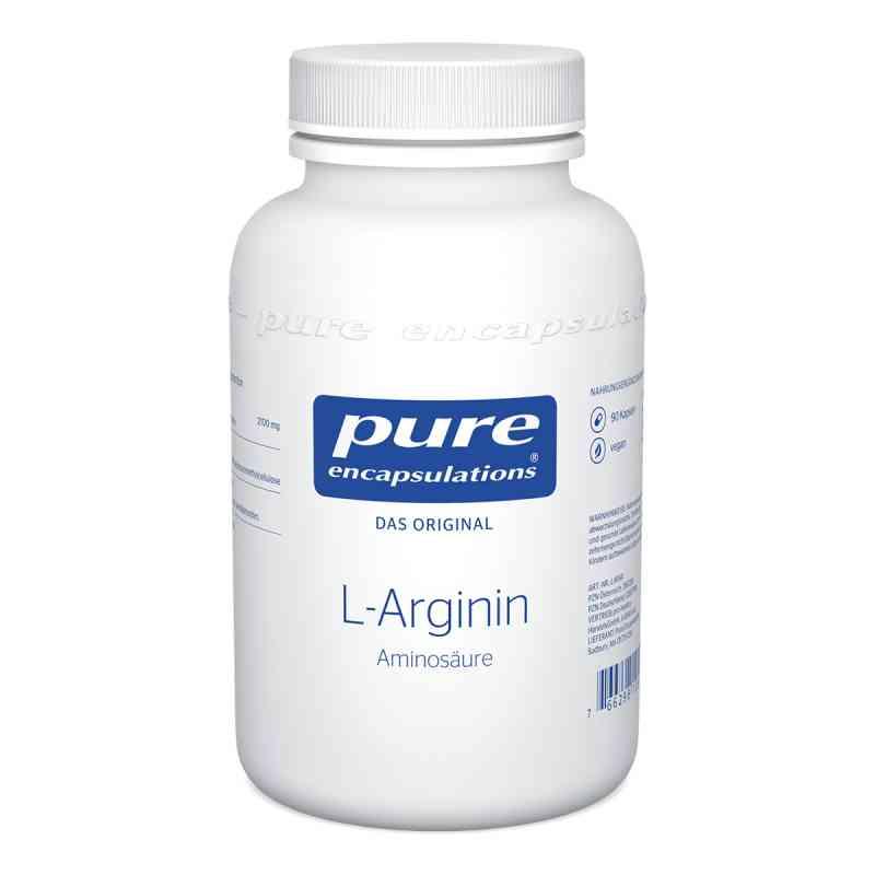 Pure Encapsulations L-arginin Kapseln  bei juvalis.de bestellen