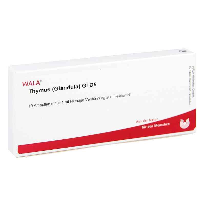 Thymus Glandula Gl D5 Ampullen  bei juvalis.de bestellen