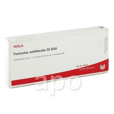 Funiculus Umbilicalis Gl D30 Ampullen  bei juvalis.de bestellen