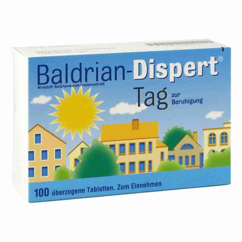 Baldrian-Dispert Tag zur Beruhigung  bei juvalis.de bestellen