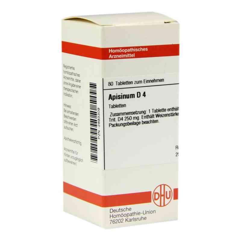 Apisinum D4 Tabletten  bei juvalis.de bestellen