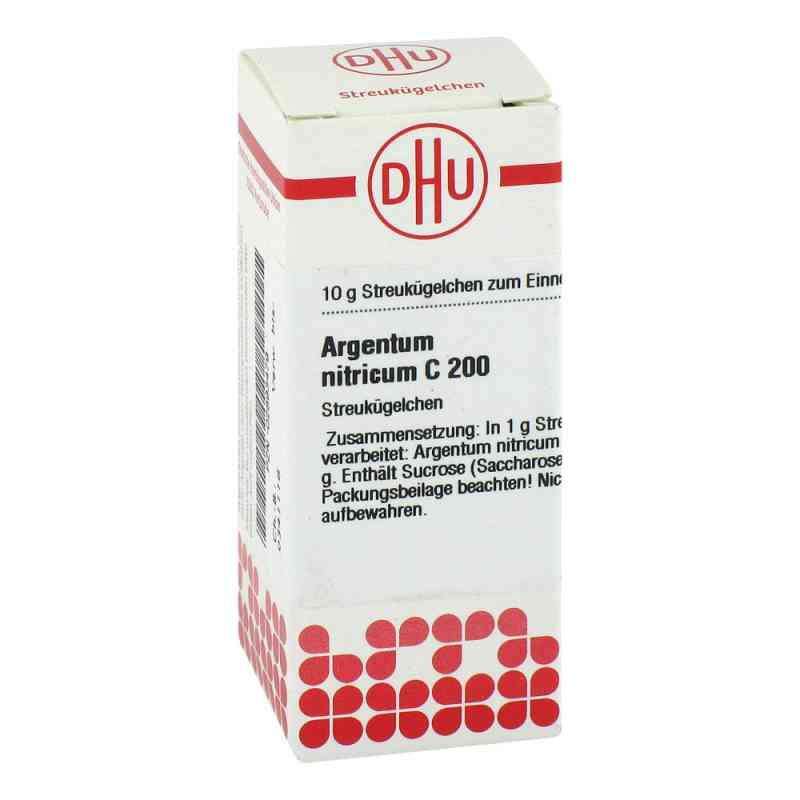 Argentum Nitricum C 200 Globuli  bei juvalis.de bestellen
