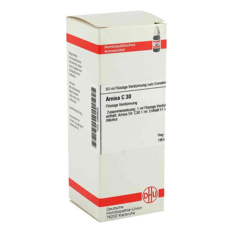 Arnica C30 Dilution  bei juvalis.de bestellen