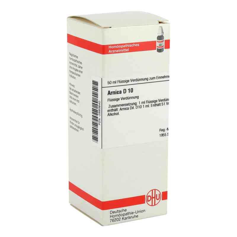Arnica D10 Dilution  bei juvalis.de bestellen