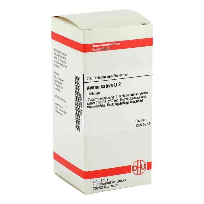 Avena Sativa D2 Tabletten  bei juvalis.de bestellen