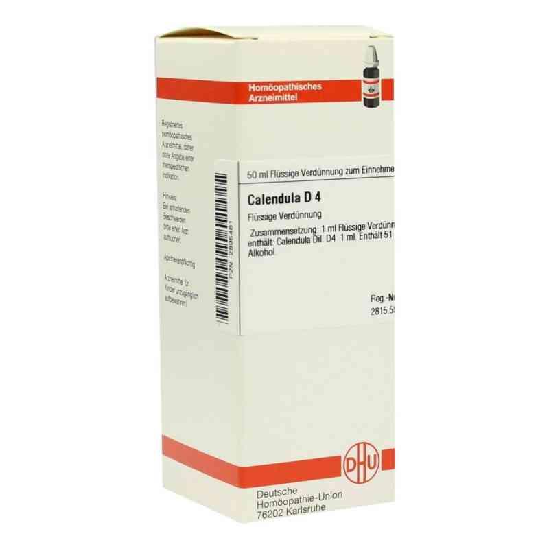 Calendula D4 Dilution  bei juvalis.de bestellen