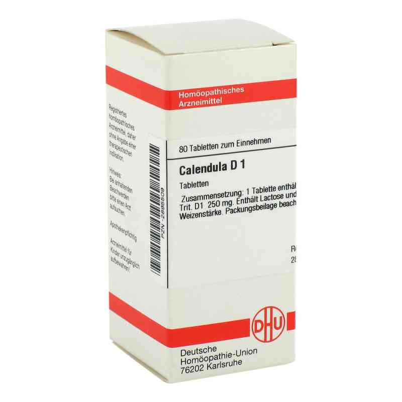 Calendula D1 Tabletten  bei juvalis.de bestellen