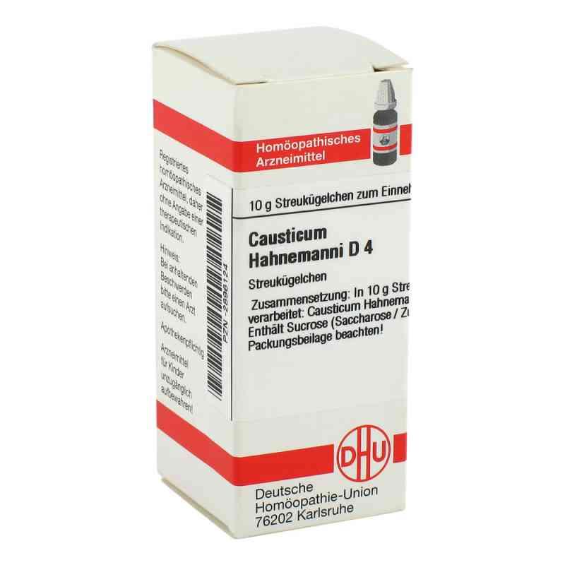 Causticum Hahnemanni D 4 Globuli  bei juvalis.de bestellen