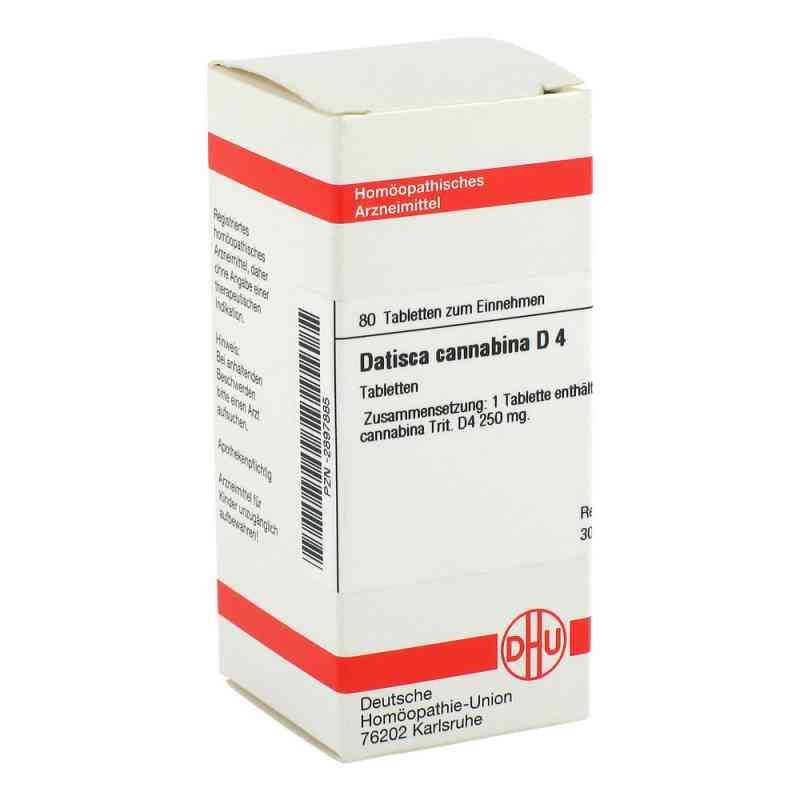 Datisca Cannabina D4 Tabletten  bei juvalis.de bestellen