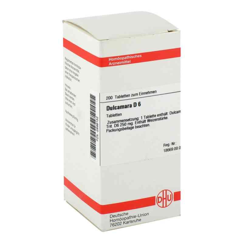 Dulcamara D6 Tabletten  bei juvalis.de bestellen