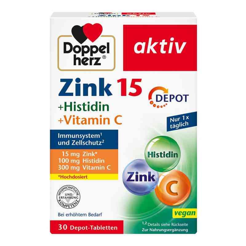 Doppelherz Zink + Histidin Depot Tabletten  bei juvalis.de bestellen