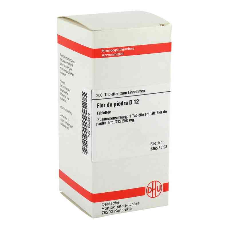 Flor De Piedra D12 Tabletten  bei juvalis.de bestellen