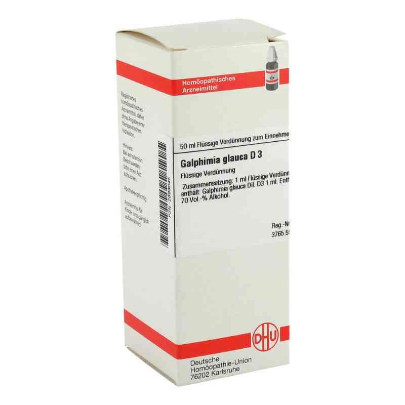Galphimia Glauca D3 Dilution  bei juvalis.de bestellen