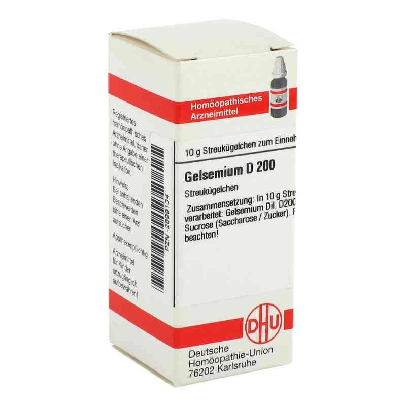 Gelsemium D200 Globuli  bei juvalis.de bestellen