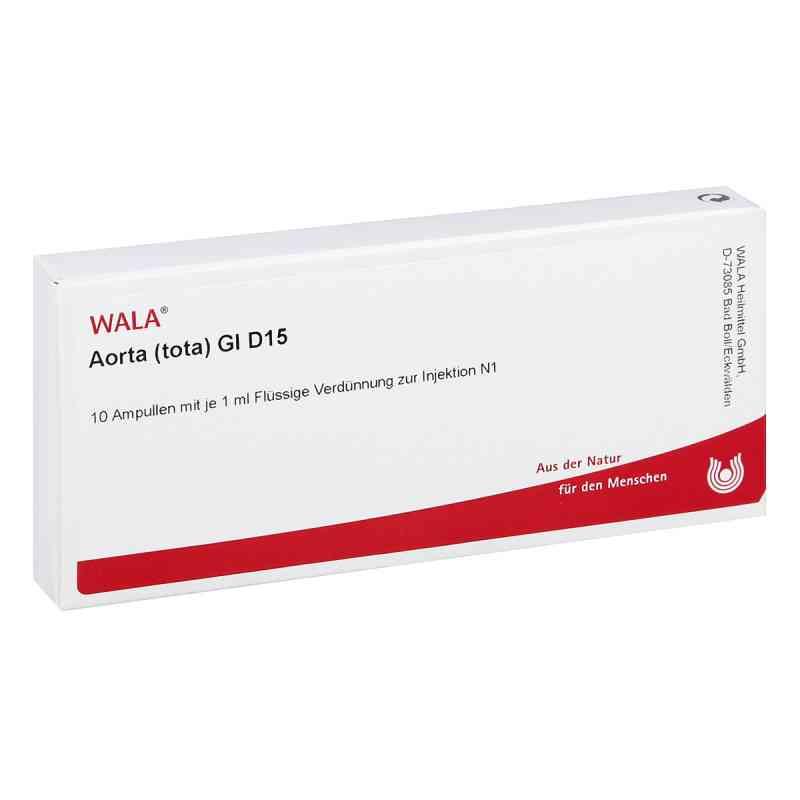 Aorta Tota Gl D15 Ampullen  bei juvalis.de bestellen