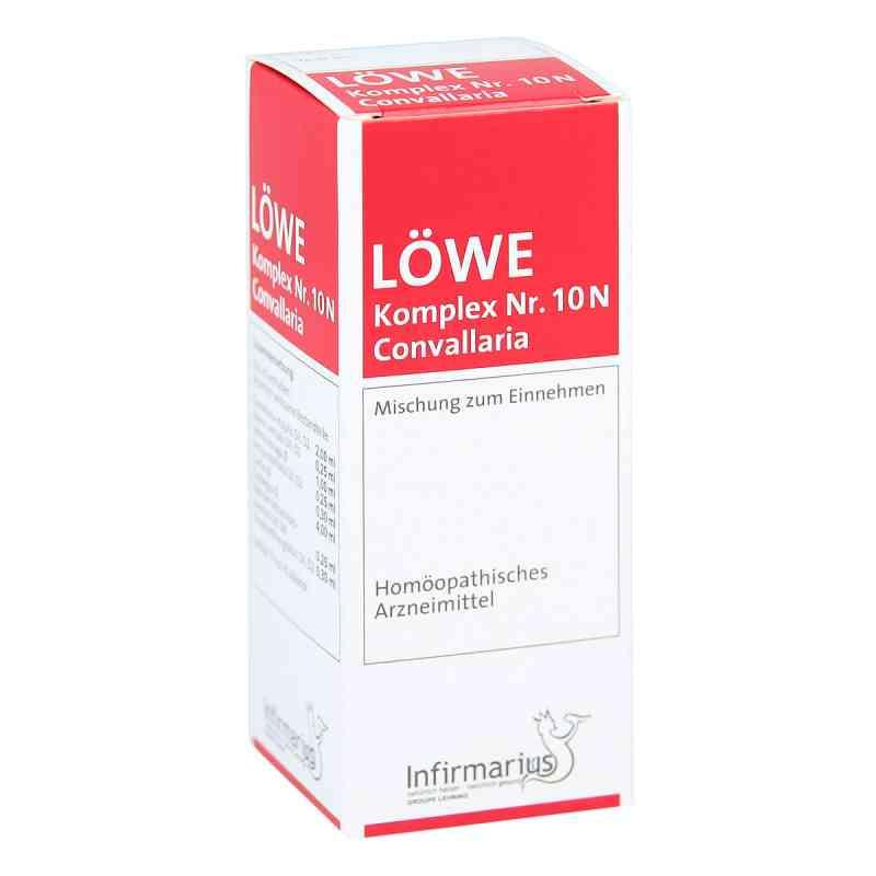 Löwe Komplex Nummer 10 N Convallaria Tropfen  bei juvalis.de bestellen