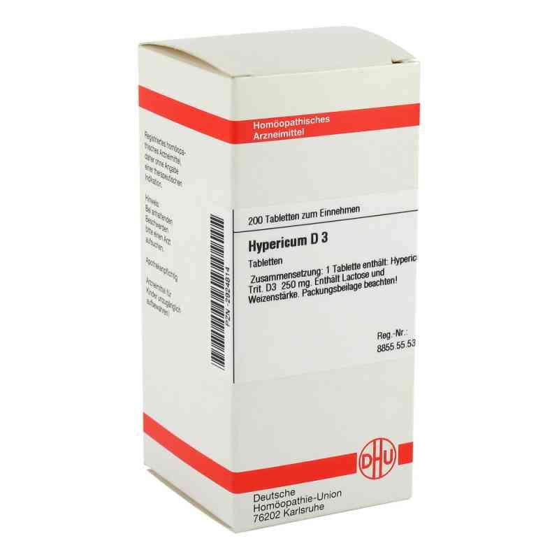 Hypericum D3 Tabletten  bei juvalis.de bestellen