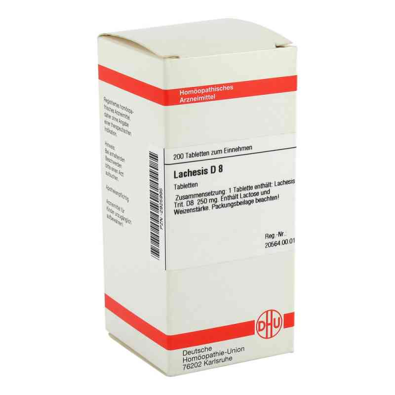 Lachesis D8 Tabletten  bei juvalis.de bestellen