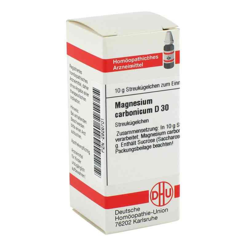 Magnesium Carbonicum D 30 Globuli  bei juvalis.de bestellen