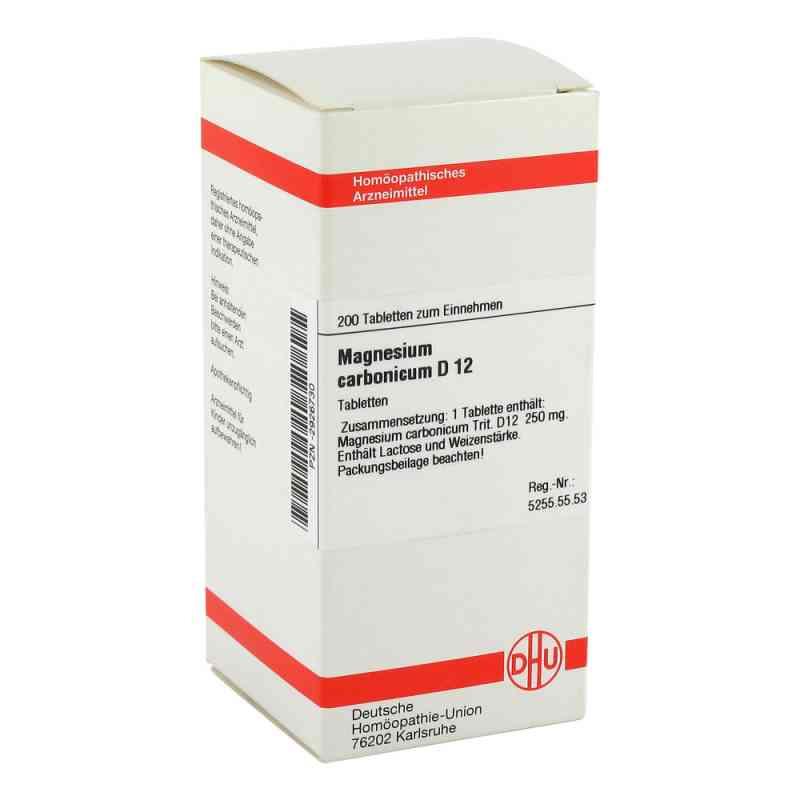 Magnesium Carbonicum D12 Tabletten  bei juvalis.de bestellen