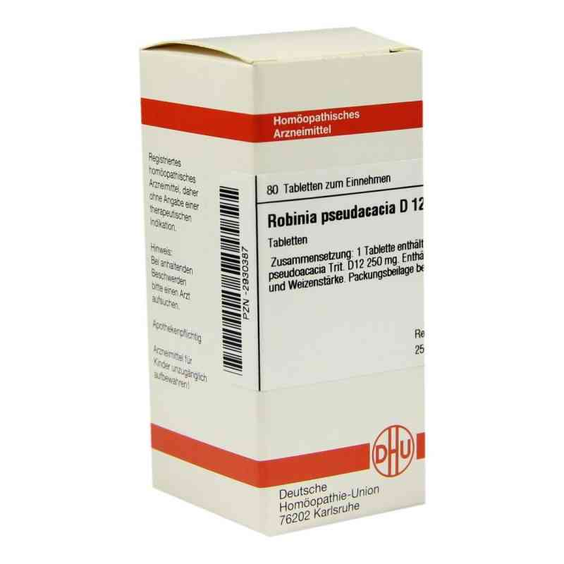Robinia Pseudacacia D12 Tabletten  bei juvalis.de bestellen