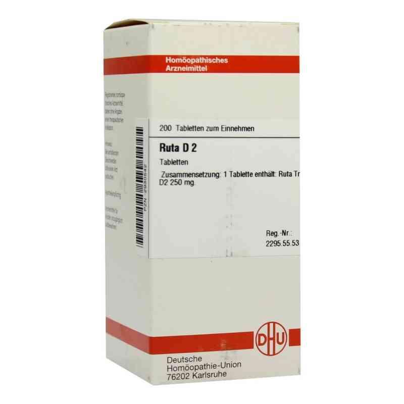 Ruta D2 Tabletten  bei juvalis.de bestellen
