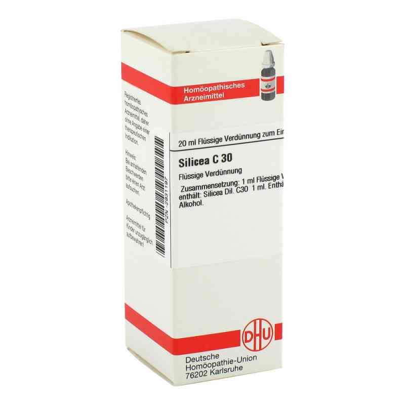 Silicea C30 Dilution  bei juvalis.de bestellen