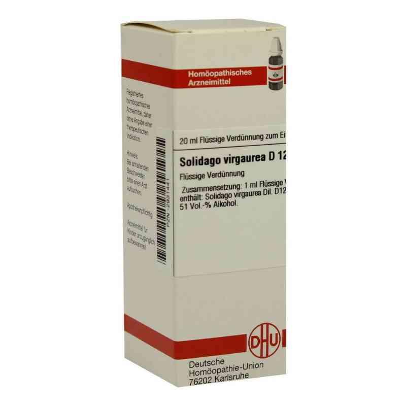 Solidago Virgaurea D12 Dilution  bei juvalis.de bestellen