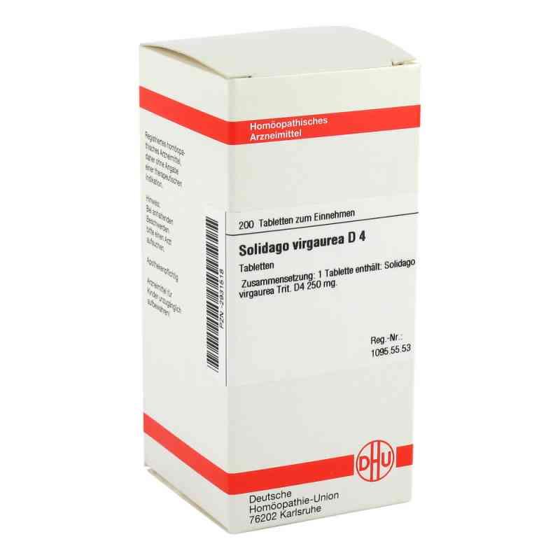 Solidago Virgaurea D4 Tabletten  bei juvalis.de bestellen