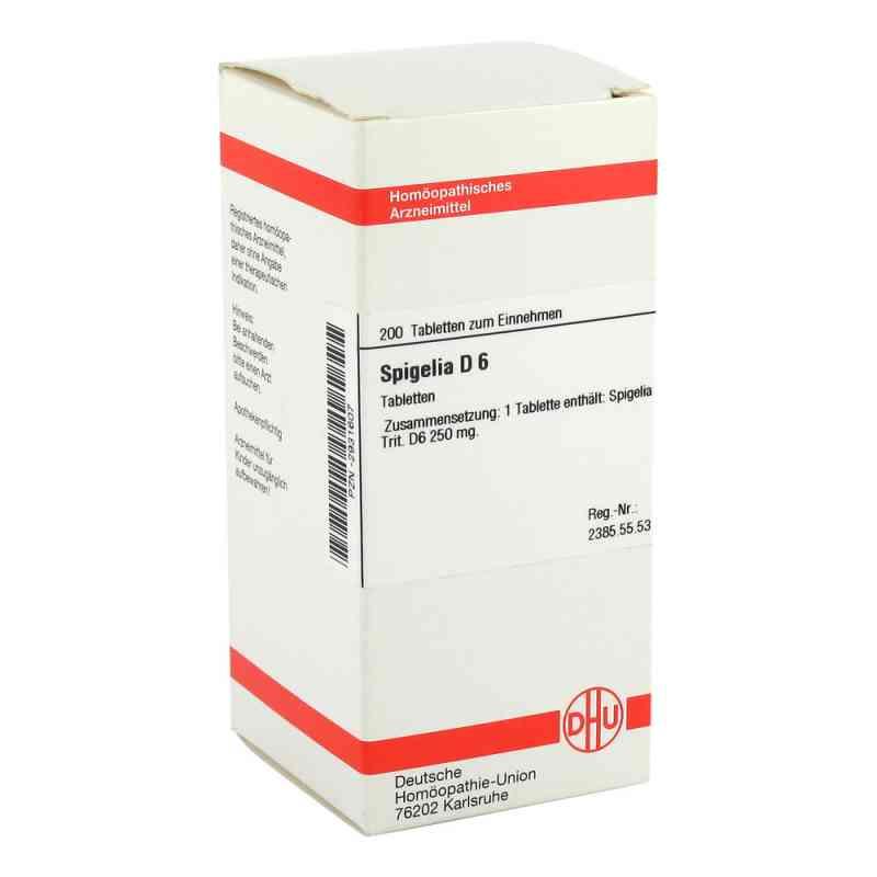 Spigelia D6 Tabletten  bei juvalis.de bestellen