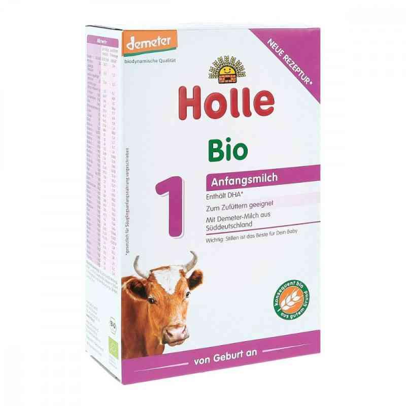 Holle Bio Säuglings Milchnahrung 1  bei juvalis.de bestellen