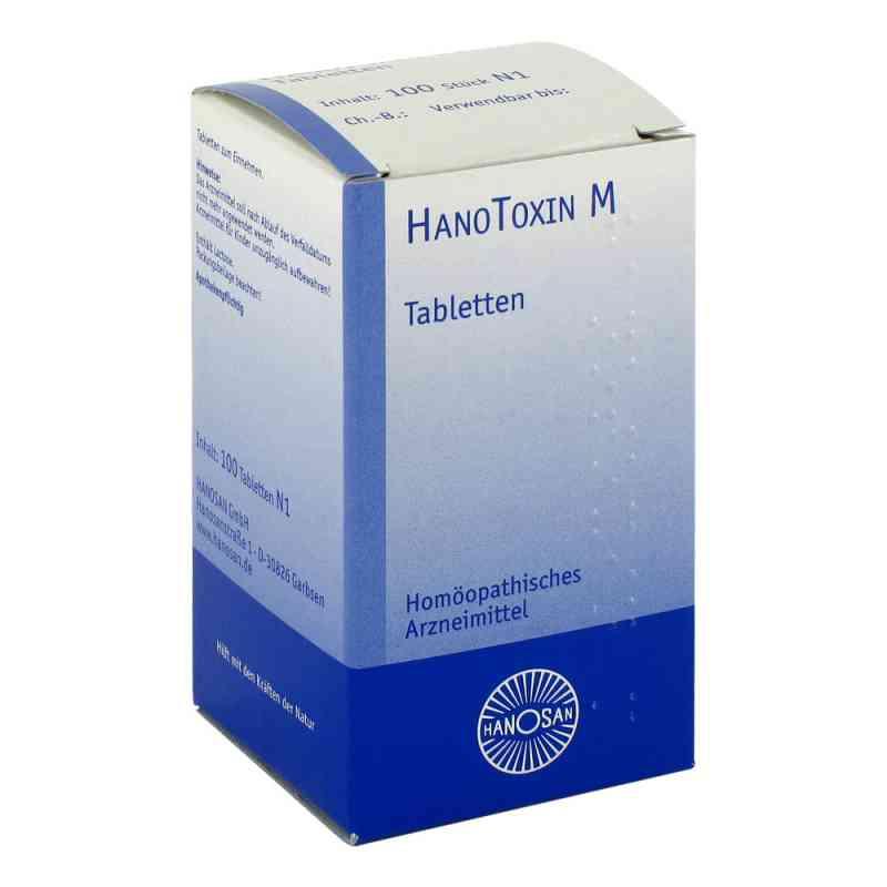 Hanotoxin M Tabletten  bei juvalis.de bestellen