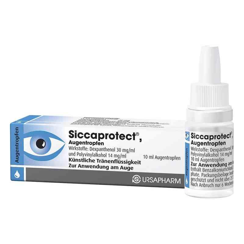 Siccaprotect Augentropfen  bei juvalis.de bestellen