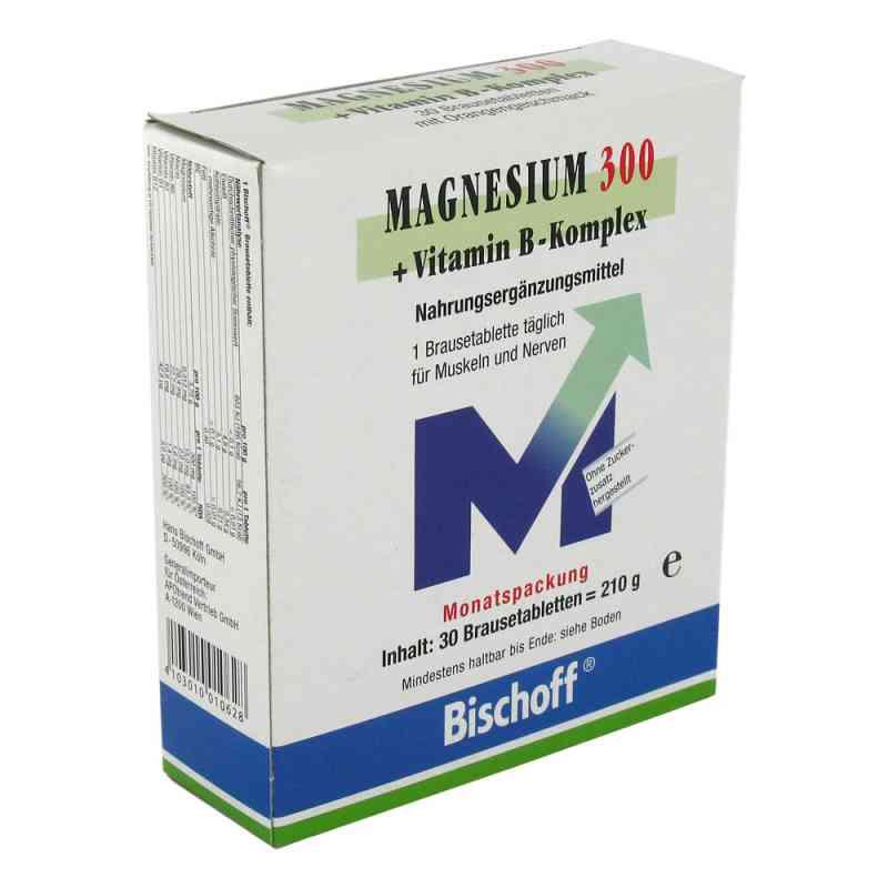 Magnesium Brausetabletten 300  bei juvalis.de bestellen