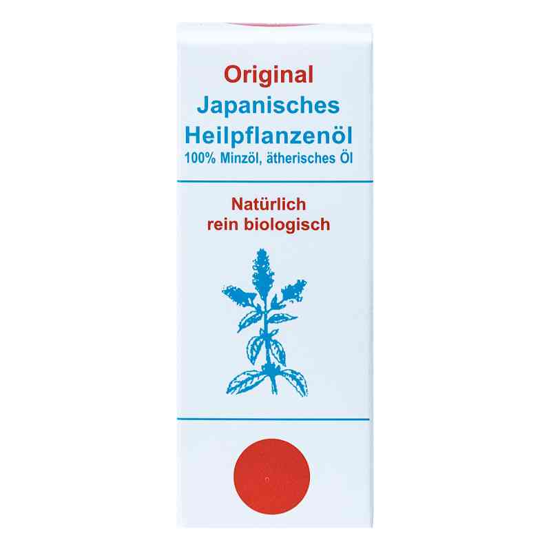 Japanisches Heilpflanzen-öl original  bei juvalis.de bestellen