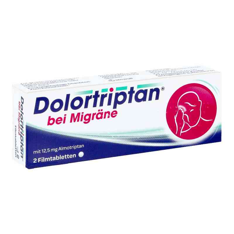 Dolortriptan bei Migräne  bei juvalis.de bestellen