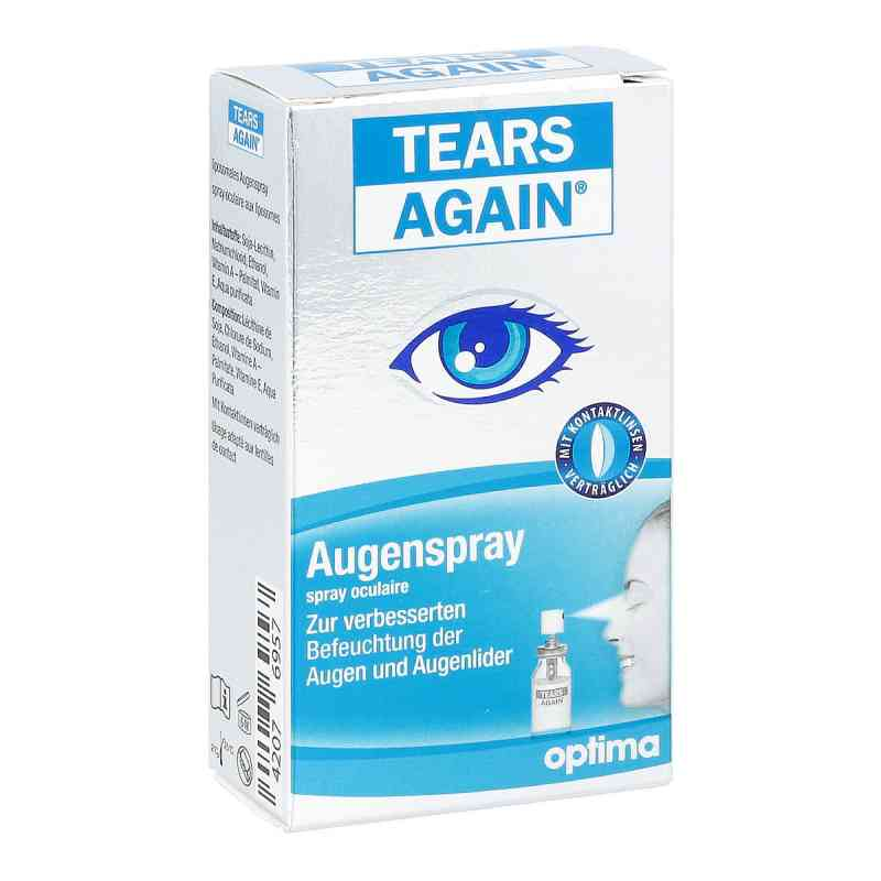 Tears Again Liposomales Augenspray  bei juvalis.de bestellen