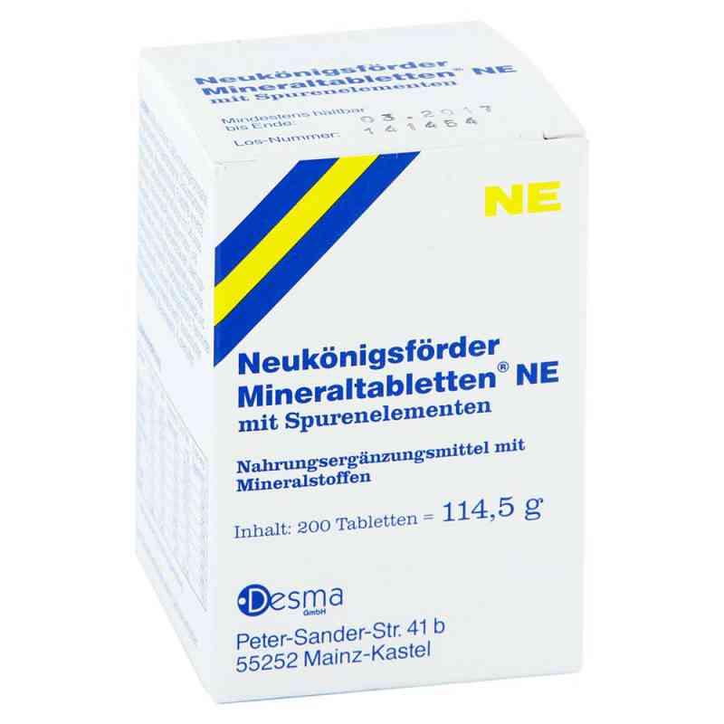 Neukönigsförder Mineraltabletten Ne  bei juvalis.de bestellen