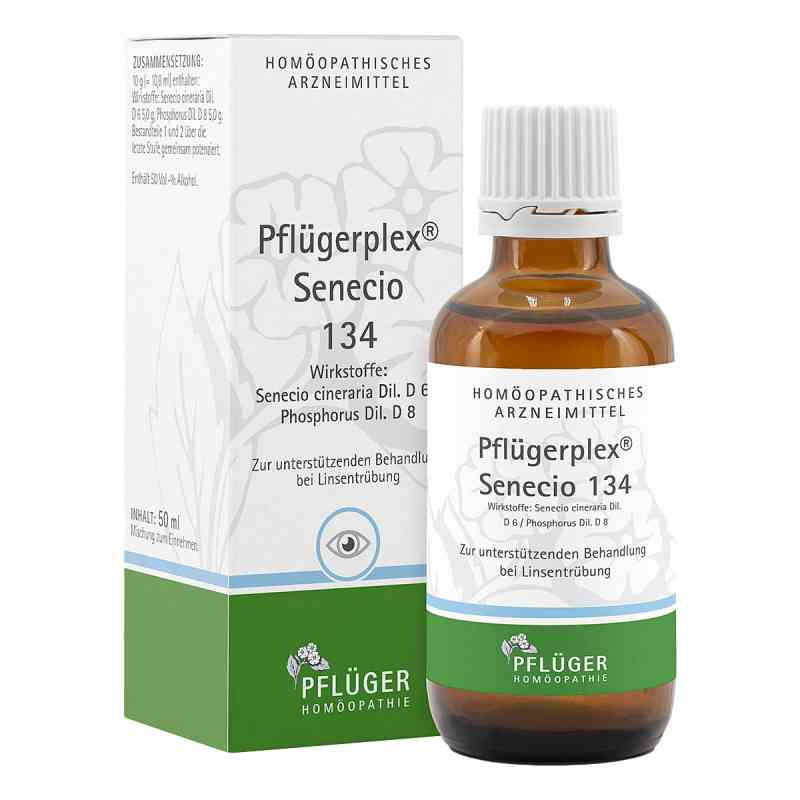 Pflügerplex Senecio 134 Tropfen  bei juvalis.de bestellen