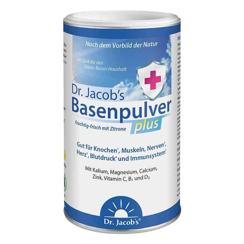 Dr. Jacob's Basenpulver plus  bei juvalis.de bestellen