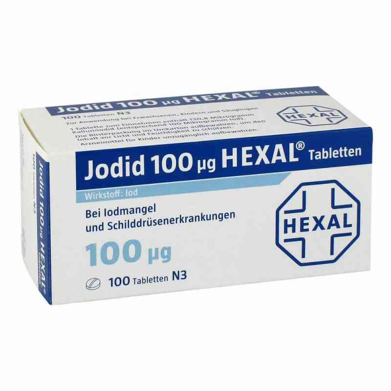 Jodid 100μg HEXAL  bei juvalis.de bestellen