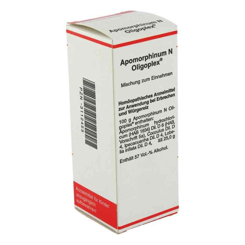 Apomorphinum N Oligoplex Tropfen  bei juvalis.de bestellen