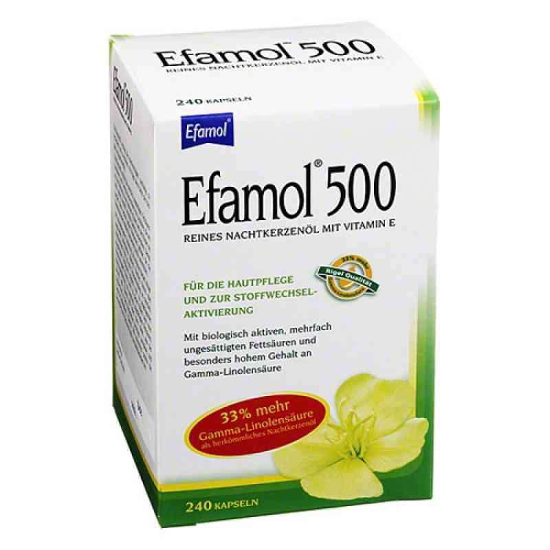 Efamol 500 Kapseln  bei juvalis.de bestellen